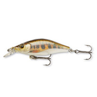 Vobler Cormoran Shallow Baby Shad Reloaded 4cm culoare Baby Brown Trout