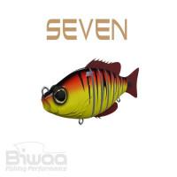 Vobler Swimbait Biwaa Seven Section Red Tiger S6 15cm 60gr