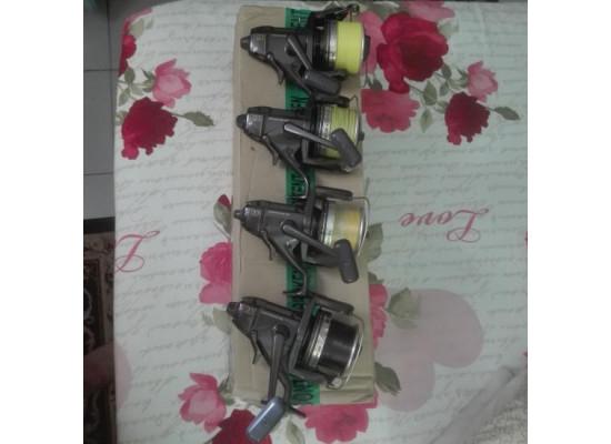 Set 3 Mulinete Shimano Bbrlc Modelul Vechi