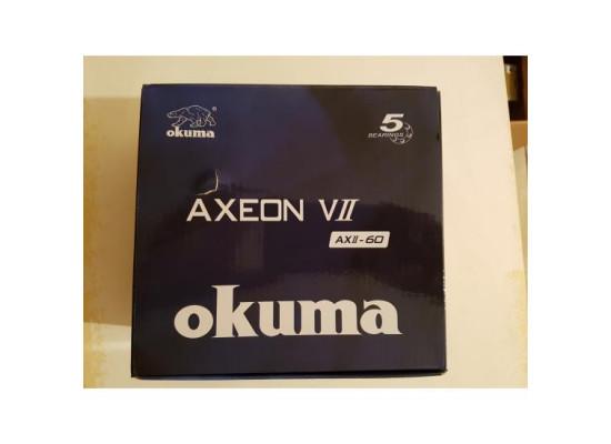 Mulineta Okuma Axeon V2 Axii-60