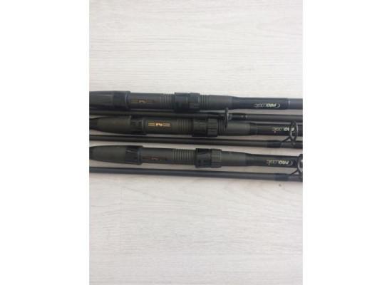 Vând 3 Lansete Prologic Cc30