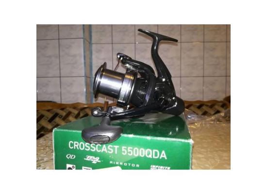 Vand Set 4 Daiwa Crosscast Qda  5500 Noi