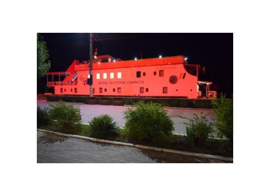 Hotel Plutitor Carpatia Sf. Constantin