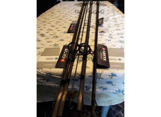 Vand 4 Lansete  Greys Prodigy Gt4 50 3.96m/3.50lb 600 Ron Bucata