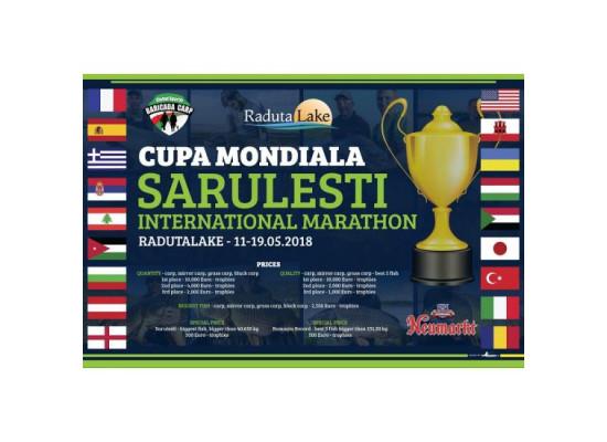 Cupa Mondiala - Sarulesti International Marathon