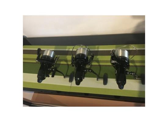 Vand 3 Shimano Medium Baitrunner Ci4+