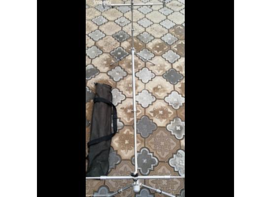 Rod Pod Dam Aluminiu.
