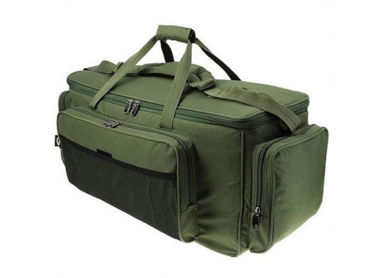 Geanta Pescuit Ngt Insulated Green Carryall 709l - Cca 40% Reducere
