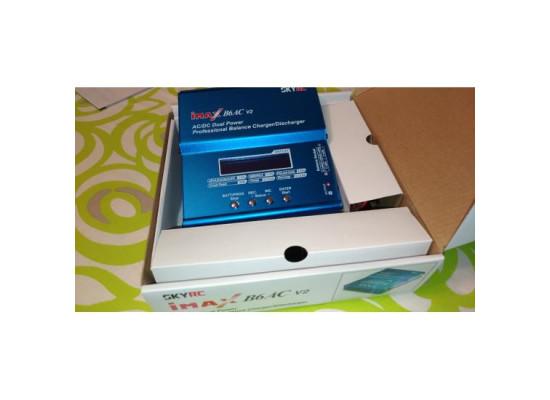 Incarcator Profesional Imax B6 V2, Ac/dc Lipo