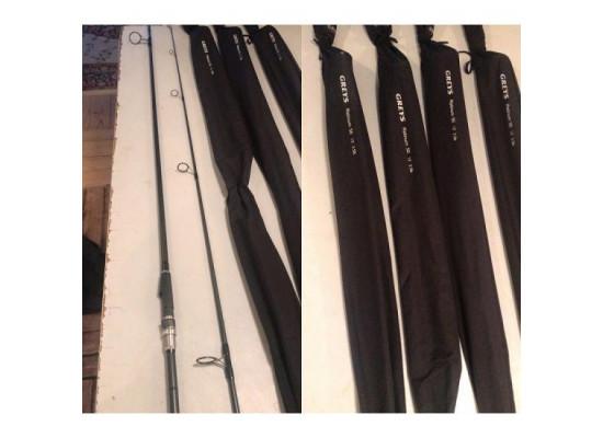 Vand 4 Lansete Greys Platinum 3,90; 3,5lb