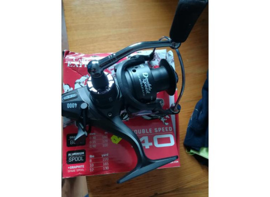 Mulineta Carp Expert Double Speed 40