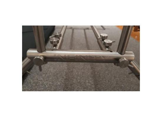 Daiwa Infinity Rod Pod Inox, 4 Posturi
