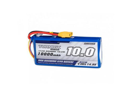 Turnigy Lipo 4s 10.000 Mah, Nou! Acumulator/baterie Navomodel Plantat