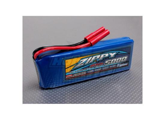 Zippy Lipo 3s 5000mah (5a) Nou! Acumulator/baterie Navomodel Plantat