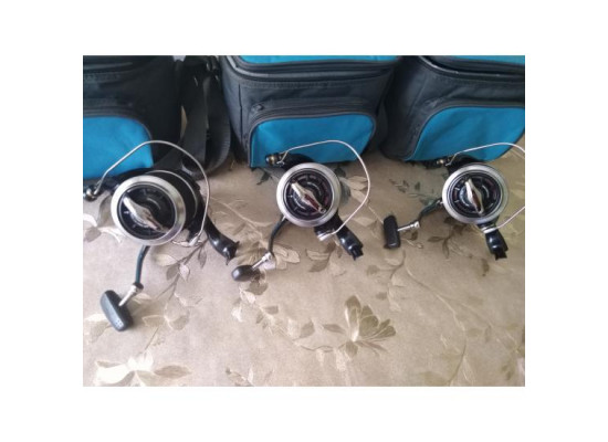 Vand 3 Mulinete Shimano Xtc 14000
