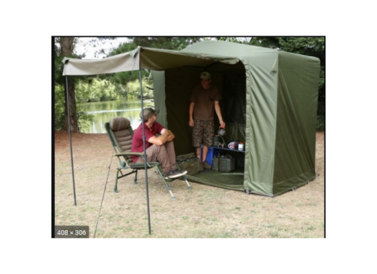 Cort Fox Royale Cook Tent Station